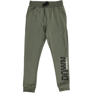 Cvl Khaki Sweatpants Boy Age 10-13