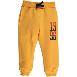 Cvl Mustard Sweatpants Boy Age 2-5