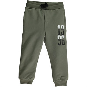 Cvl Khaki Sweatpants Boy Age 2-5