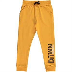 Cvl Mustard Sweatpants Boy Age 10-13
