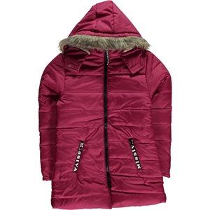 Civil Girls Burgundy Coat Girls Age 10-13