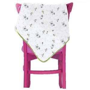Mycey Starbird Muslin Blanket 90x90 Cm Yesil
