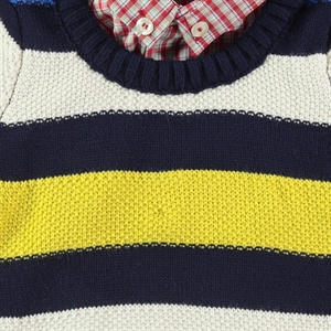 Civil Boys 2-5 Years Navy Blue Boy's Sweater (2)