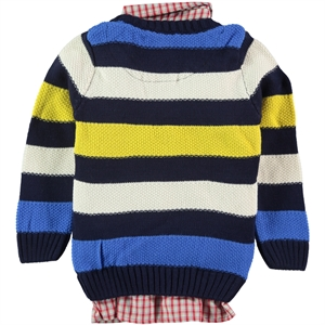 Civil Boys 2-5 Years Navy Blue Boy's Sweater (3)