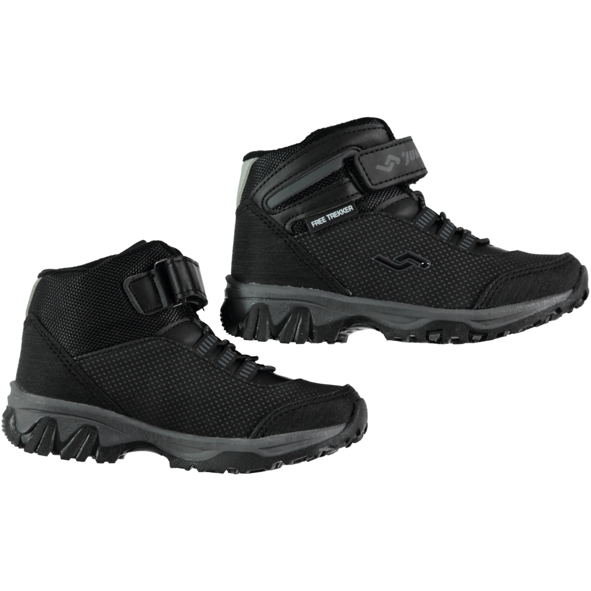 Jump Numbers 26-30 Children Boots Black