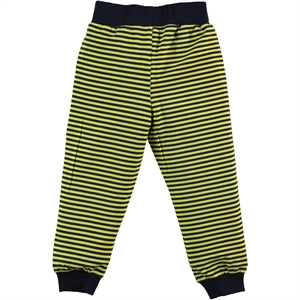 Cvl Yellow Sweatpants Boy 2-5 Years