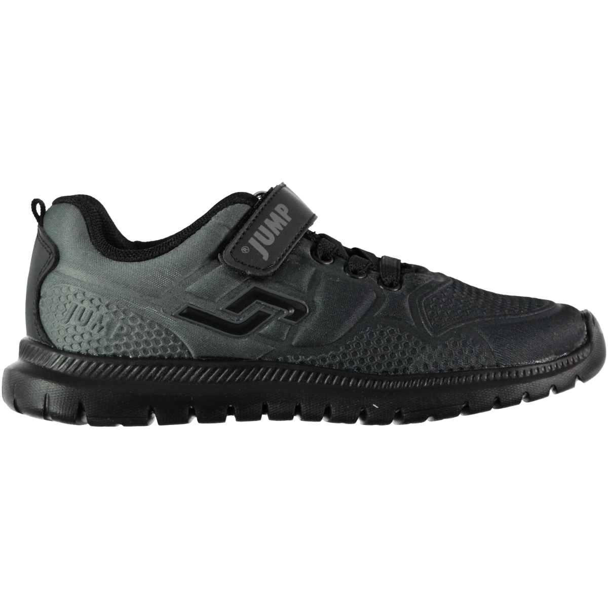Jump Numbers 31-35 Children's Sports Shoes Black