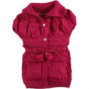 Civil Girls Burgundy Vest Boy Girl 2-5 Years Civil