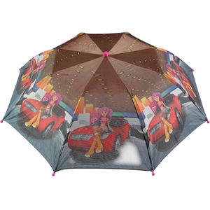 Rainwalker The Pressure Of The Child Fuchsia Umbrella