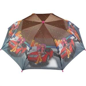 Rainwalker Düdüklü Çocuk Şemsiyesi Fuşya