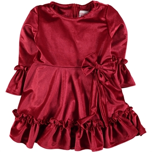 Missiva Red Boy Girl Clothes Age 6-9