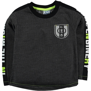Civil Boys 2-5 Years Black Boy Sweatshirt