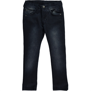 Timo 2-5 Years Black Boy Pants