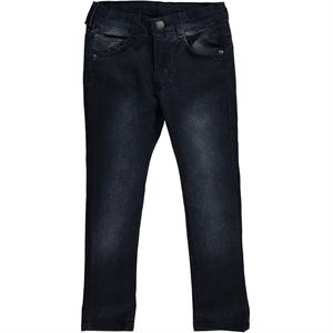 Timo 2-5 Years Black Boy Pants