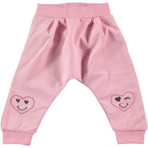 Miss Tuffy Baby Girl Patiksiz Only The Sub-9-24 Months Pink