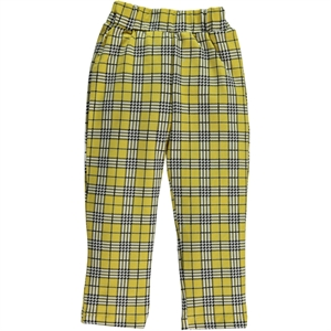 Civil Girls Yellow Sweatpants Girl 2-5 Years