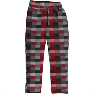 Cvl Age 6-9 Girl In Red Sweatpants