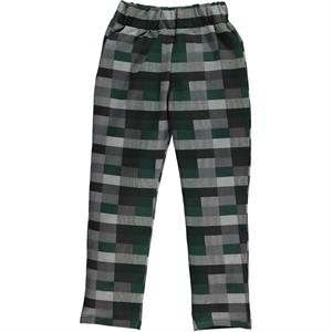 Cvl Yesil Age 6-9 Girl Sweatpants