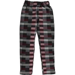 Cvl Damson Age 6-9 Girl Sweatpants