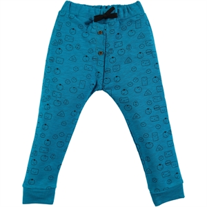 Civil Boys Turquoise Sweatpants Boy Ages 2-5