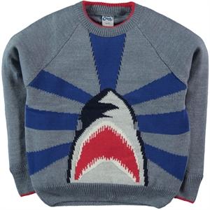 Civil Boys Age 6-9 Boy Sweater Indigo