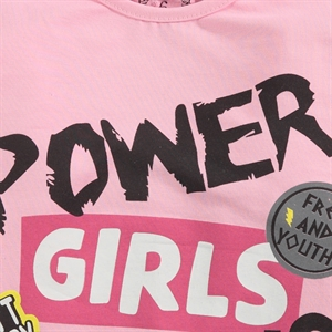 Civil Girls Sweatshirt Pink Girl Kids Age 6-9 (3)