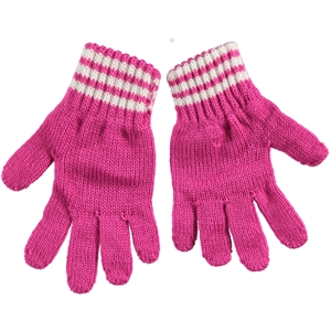 Suve Kid Gloves 2-5 Years Fuschia