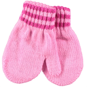 Suve 0-24 Months Baby Pink Gloves