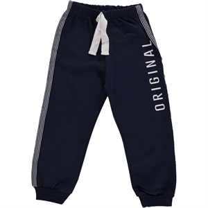 Tuffy Navy Blue Sweatpants Boy Ages 3-6 (1)