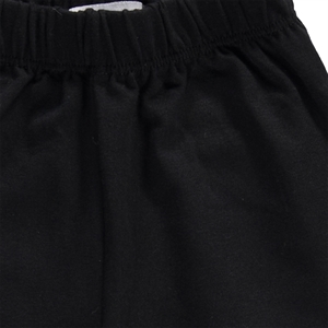 Miss Tuffy Girl Black Tights 3-6 Years (3)