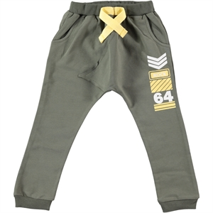 Tuffy Ages 3-6 Boy Khaki Sweatpants