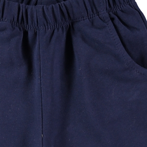 Miss Tuffy Navy Blue Sweatpants Girl, Ages 3-6 (2)