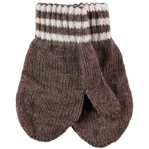 Suve 0-24 Months Baby Gloves Brown