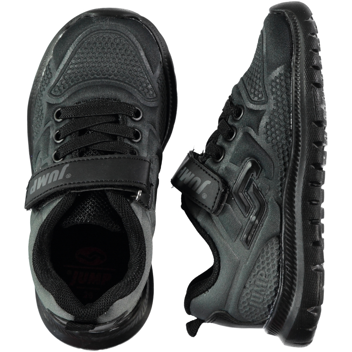 Jump 26 -30 Number Of Children's Sports Shoes Black