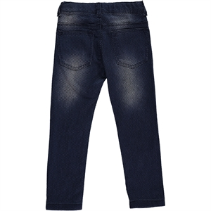 Timo 2-5 Years Navy Blue Boy Pants (2)
