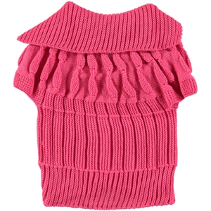 Civil Girls Age 1-5 Child Girl Vest Fuchsia (2)