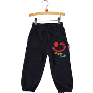 Gülücük 2-5 Years Navy Blue Sweatpants Boy