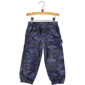 Gülücük Boy Sweatpants Blue 2-5 Years