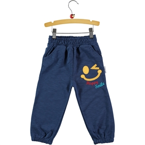 Gülücük 2-5 Years Boy Sweatpants Indigo