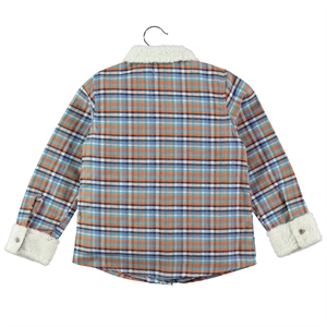 Timo Orange Shirt Boy Girl Age 6-9 (2)