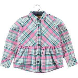 Timo Pink Shirt Boy Girl Age 6-9