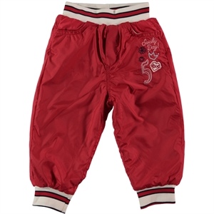 Bebüş Age 1-4 Girl In Red Sweatpants