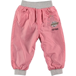 Bebüş Age 1-4 Girl Sweatpants Pink