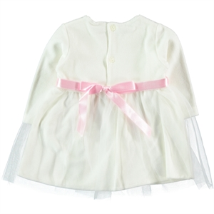 Civil Baby Pink Girl Baby Dress 9-18 Months (2)