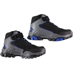 Vicco Numbers 26-30 Boy Trekking Boots Black (1)