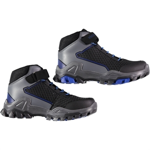Vicco Numbers 31-35 Boy Trekking Boots Black