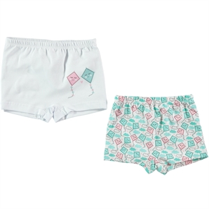 Civil Girl 2-mint green Shorts Ages 2-10