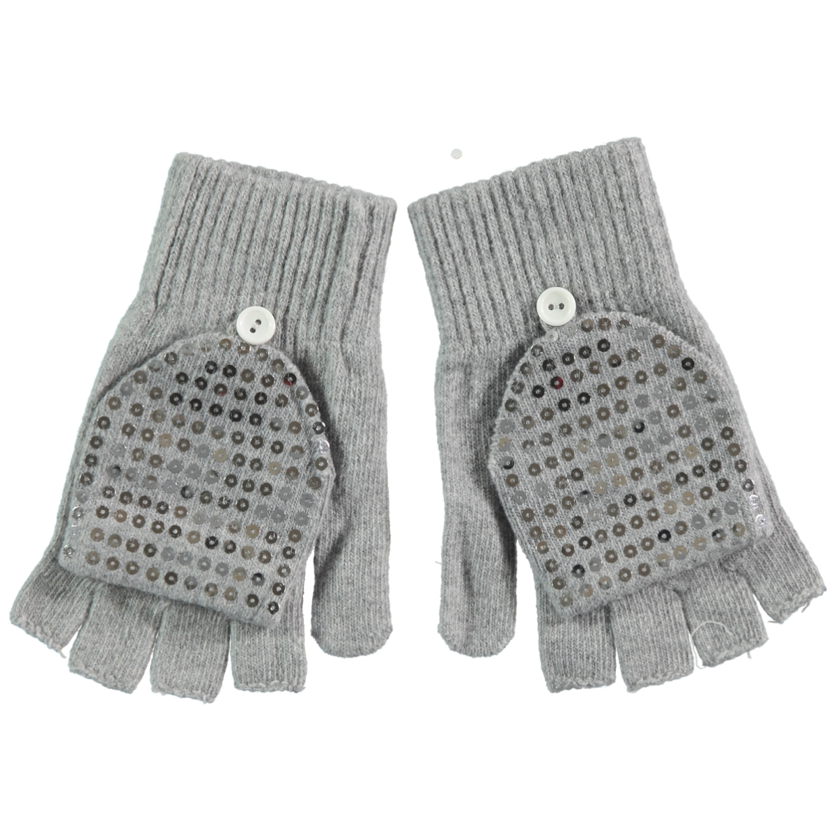 Suve Lidded Slide Glove Gray 2-5 Years Girl