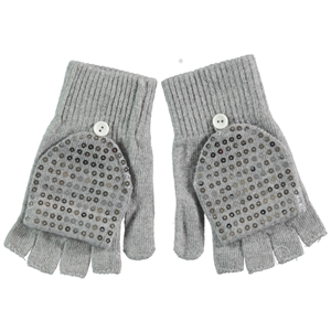 Suve Lidded Slide Glove Gray 2-5 Years Girl (1)