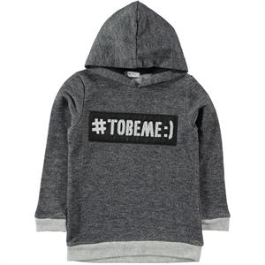 Cvl Smoked Age 6-9 Boy Hooded Sweatshirt